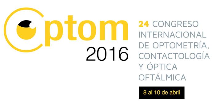 Ya puedes inscribirte a OPTOM 2016