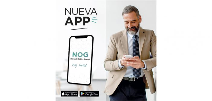 NOG NEWS. La nueva app de Natural Optics Group